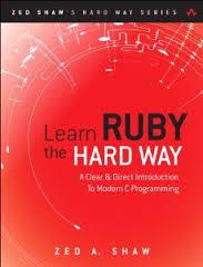 笨方法学 Ruby